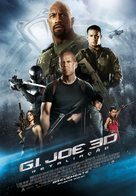 G.I. Joe: Retaliation - Portuguese Movie Poster (xs thumbnail)