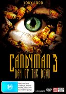 Candyman: Day of the Dead - Australian DVD cover (xs thumbnail)