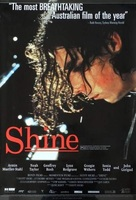Shine - Australian Movie Poster (xs thumbnail)