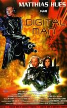 Digital Man - VHS cover (xs thumbnail)