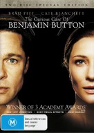 The Curious Case of Benjamin Button - Australian Movie Cover (xs thumbnail)