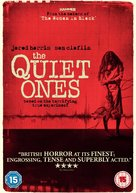 The Quiet Ones - British DVD cover (xs thumbnail)