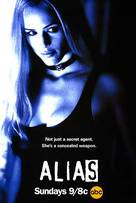 """""""Alias"""" - Movie Poster (xs thumbnail)"""