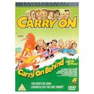 Carry on Behind - DVD movie cover (xs thumbnail)