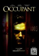 Occupant - DVD cover (xs thumbnail)
