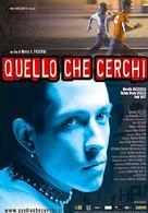 Quello che cerchi - Italian Movie Poster (xs thumbnail)