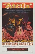 Attila - Theatrical poster (xs thumbnail)