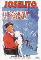 El ruiseñor de las cumbres - French DVD cover (xs thumbnail)