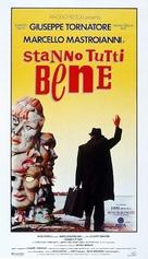 Stanno tutti bene - Italian Movie Poster (xs thumbnail)