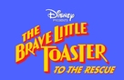The Brave Little Toaster to the Rescue - Logo (xs thumbnail)