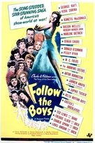 Follow the Boys - Movie Poster (xs thumbnail)