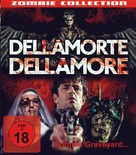 Dellamorte Dellamore - German Blu-Ray cover (xs thumbnail)