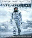 Interstellar - Spanish Blu-Ray movie cover (xs thumbnail)