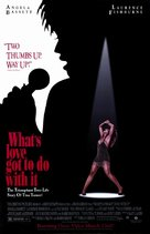 What's Love Got to Do with It - Movie Poster (xs thumbnail)