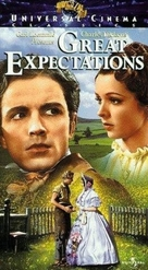Great Expectations - VHS cover (xs thumbnail)