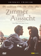 A Room with a View - German DVD movie cover (xs thumbnail)