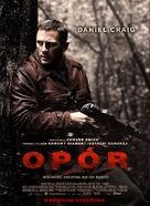 Defiance - Polish Movie Poster (xs thumbnail)
