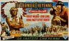 White Feather - Belgian Movie Poster (xs thumbnail)