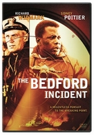The Bedford Incident - DVD cover (xs thumbnail)