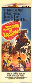 The Brigand of Kandahar - Movie Poster (xs thumbnail)