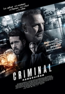 Criminal - Thai Movie Poster (xs thumbnail)