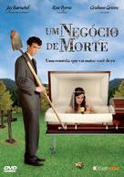 Just Buried - Brazilian DVD movie cover (xs thumbnail)