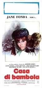 A Doll's House - Italian Movie Poster (xs thumbnail)