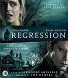 Regression - Dutch Blu-Ray movie cover (xs thumbnail)