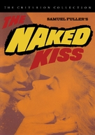 The Naked Kiss - DVD cover (xs thumbnail)
