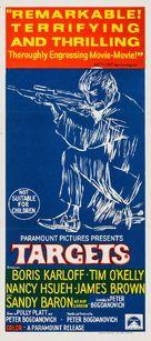 Targets - Australian Movie Poster (xs thumbnail)