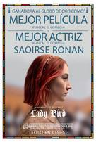 Lady Bird - Mexican Movie Poster (xs thumbnail)