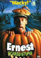 Ernest Scared Stupid - DVD cover (xs thumbnail)