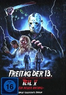 Friday the 13th: A New Beginning - German Blu-Ray movie cover (xs thumbnail)