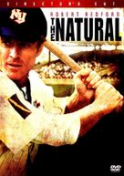 The Natural - DVD movie cover (xs thumbnail)