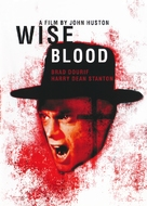 Wise Blood - Dutch Movie Cover (xs thumbnail)
