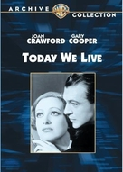 Today We Live - DVD cover (xs thumbnail)