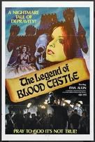 Ceremonia sangrienta - Movie Poster (xs thumbnail)
