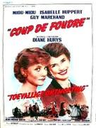 Coup de foudre - Belgian Movie Poster (xs thumbnail)
