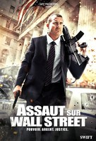 Assault on Wall Street - French DVD movie cover (xs thumbnail)
