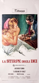 A Dream of Kings - Italian Movie Poster (xs thumbnail)