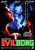 Evil Bong - French DVD cover (xs thumbnail)