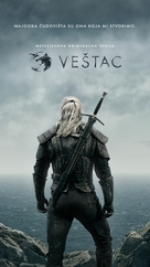 """""""The Witcher"""" - Serbian Movie Poster (xs thumbnail)"""
