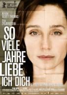 Il y a longtemps que je t'aime - German Movie Poster (xs thumbnail)