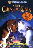Cats & Dogs - French Movie Cover (xs thumbnail)