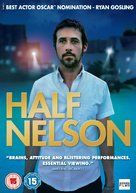 Half Nelson - British DVD cover (xs thumbnail)