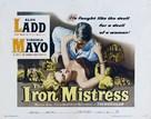 The Iron Mistress - Movie Poster (xs thumbnail)
