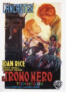 His Majesty O'Keefe - Italian Movie Poster (xs thumbnail)