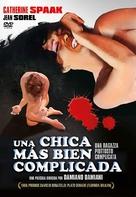 Una ragazza piuttosto complicata - Spanish Movie Cover (xs thumbnail)