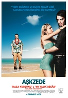 Forgetting Sarah Marshall - Turkish Movie Poster (xs thumbnail)