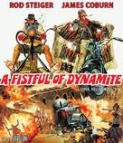Giù la testa - Blu-Ray movie cover (xs thumbnail)